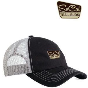 Hiking cap for Southern California trails