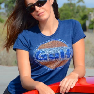 racing T-shirt for female fans